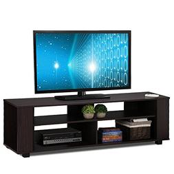 "Topeakmart 58"" Modern Wood TV Stand Entertainment Center Med"