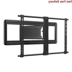 Sanus Premium Full Motion Super Slim TV Wall Mount Bracket f