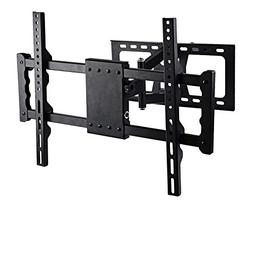 Full Motion TV Wall Mount Bracket Swivel Tilt for Most 26""
