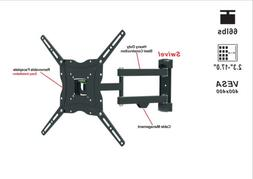 Full Motion TV Wall Mount Swivel Bracket 32 42 46 50 55 inch