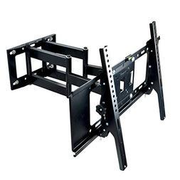 Sunydeal Full Motion Two Strong Arm Tilt Swivel TV Wall Moun