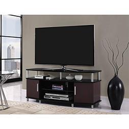 Mueble De Televisión De Color Negro - Un Producto Elegante