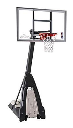 "Spalding NBA ""The Beast"" Portable Basketball System - 60"" Gl"