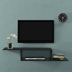 """New Furniture 60"""" Asymmetrical Wall Mounted A/V Console, 60i"""