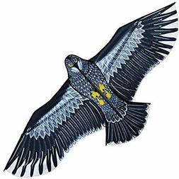 New Huge 60 Inch Eagle Kite single line Novelty animal Kites