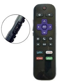New Insignia Roku TV Replaced Remote NS-RCRUS-17 Spotify Goo