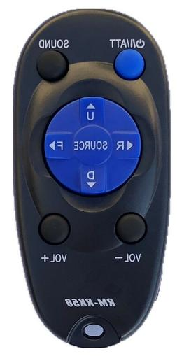 new jvc replacement wireless remote control