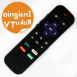 New Replacement Remote for Insignia ROKU TV™ w/ Volume Con