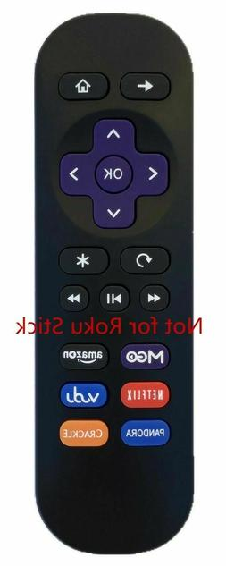 New Remote 01 compatible with Roku Streaming Player 1/2/3/4