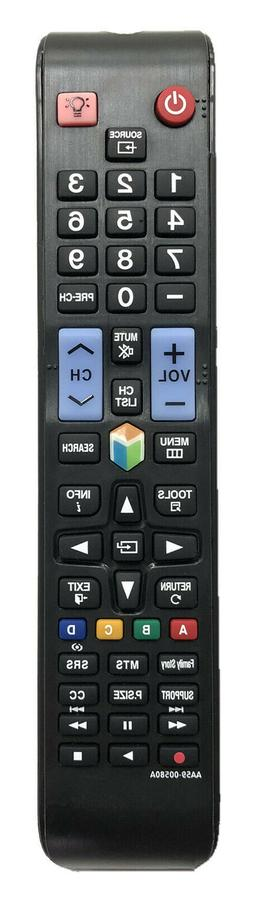 New Samsung Replacement Remote AA59-00580A For Samsung Smart