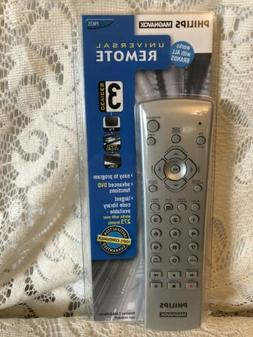 NEW SEALED PHILIPS MAGNAVOX UNIVERSAL REMOTE