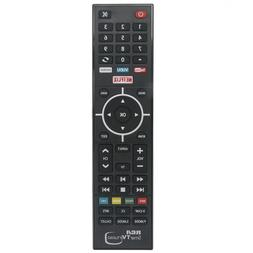 New RCA SmartTVirtuoso Remote Control for RCA Smart TV Virtu