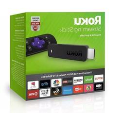 NEW Roku Streaming Stick 3600R HD Quad Core Processor Stream