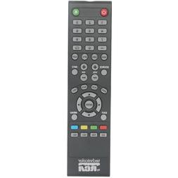 New TV Remote Control Technicolor by RCA for RLDED3956A RLDE