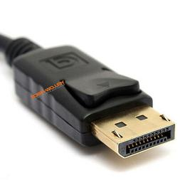 New Ultra HD Displayport DP to HDMI Adapter Converter Cable