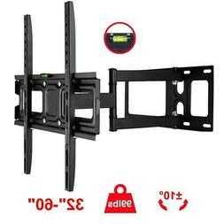 Full Motion Tilt Swivel TV Wall Mount for 32 36 42 47 50 52