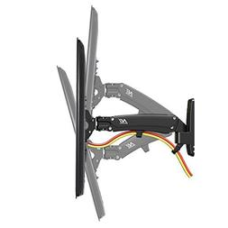 North Bayou Full Motion TV Wall Mount for 50- 60 Inch Displa