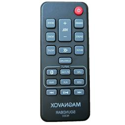 Original MAGNAVOX NC303 SOUNDBAR REMOTE CONTROL FOR MSB4620/