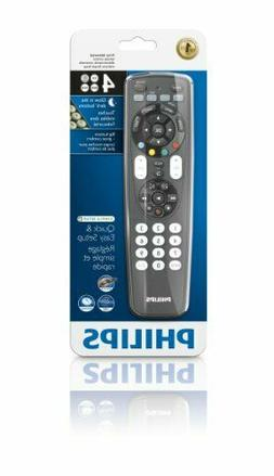 ORIGINAL Philips SRP4004/27 Universal Remote Control 4-in-1
