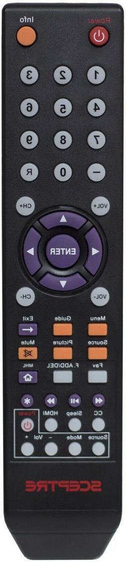 Original TV Remote Control for SCEPTRE E195BV-SR Television