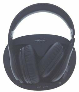 Insignia Over-the-Ear Wireless Headphones For TV & Audio Dev