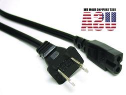 PHILIPS TV AC POWER CORD CABLE For MCS200SL AZ9338 AZ8061 AZ