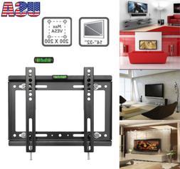 Plasma LCD LED 3D TV Wall Mount Bracket 14 17 19 20 22 24 26