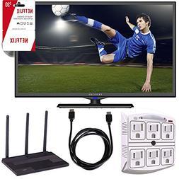 PROSCAN PLDV321300 32-Inch 720p 60Hz LED TV-DVD Combo Freedo