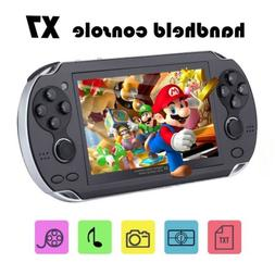 Portable 4.3 Inch 300 Games Built-in Handheld Video Game Con