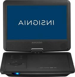 Portable DVD Player with Swivel Screen Insignia- NS-P10DVD18