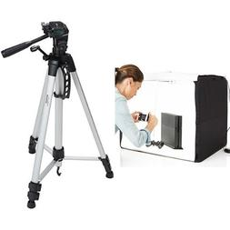 AmazonBasics Portable Photo Studio with 60-Inch Lightweight