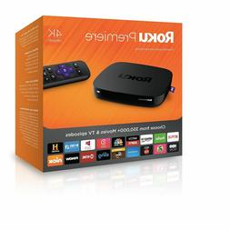 Roku Premiere 4K Ultra HD Streaming Media Player 4620R