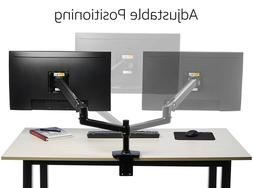 premium single monitor stand lift engine arm