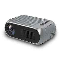 Dapang Projector, 19201080 Resolution LED Video Projector, U