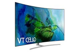 Samsung QN65Q8C Curved 65-Inch 4K Ultra HD Smart QLED TV  Th