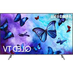 "Samsung QN65Q6FN Flat 65"" QLED 4K UHD 6 Series Smart TV 2018"