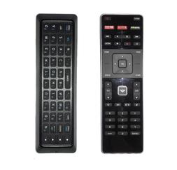 VIZIO Qwerty Dual Side XRT500 LED HDTV Remote Control with K