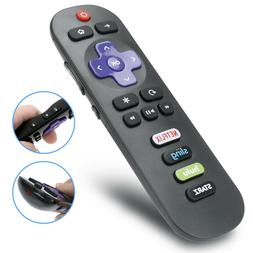 RC280 Remote Control for TCL Roku TV with Netflix Sling Hulu