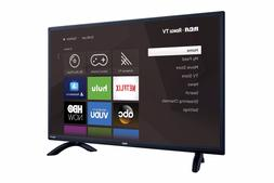 RCA Smart LED TV 32 Inch With Roku Wireless Remote Class HD
