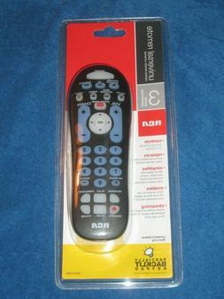 RCA RCR313BR Universal 3 Device Remote Control