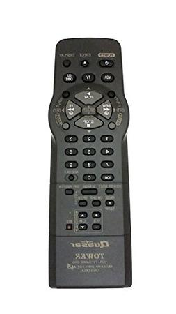 Vintography Refurbished Genuine Quasar LSSQ0209 VCR Remote C