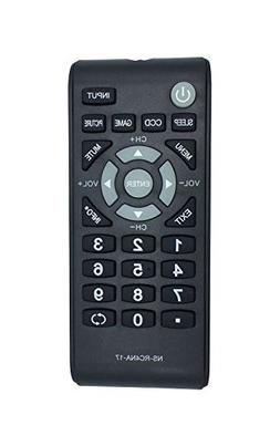 Vinabty New Remote NS-RC4NA-17 NSRC4NA17 fit for Insignia LC