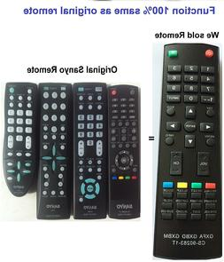 New Replaced TV Controller Remote Contro