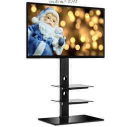 RFIVER Swivel TV Stand with Mount for 32 to 65 inch TF2002