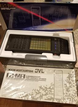 JVC RM-S1 Universal Programmable Remote Control In Box