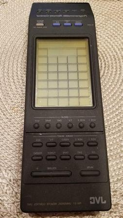 JVC RM-S1 Universal Programmable Remote Control
