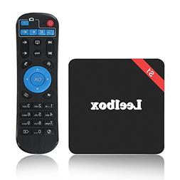 Leelbox S1 Android 6.0 TV Box S905X 1GB/8GB/WIFI 2.4GHz/100