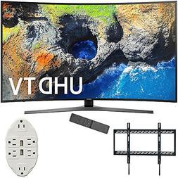 samsung curved ultra smart tv