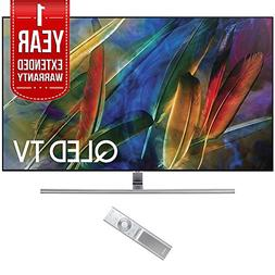 Samsung QN55Q7F - 55-Inch 4K Ultra HD Smart QLED TV  with 1