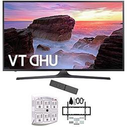 "Samsung 55"" 4K Ultra HD Smart LED TV 2017 Model  with Deco M"